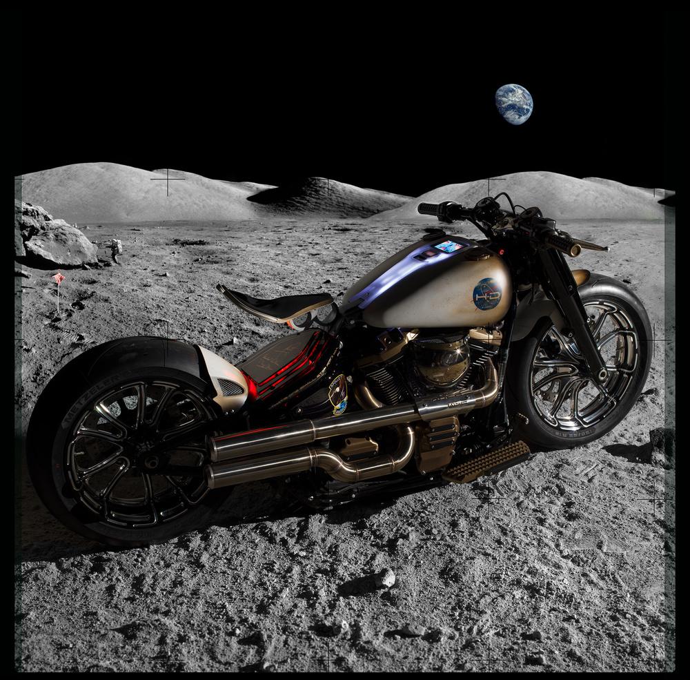 Harley Davidson  - 23